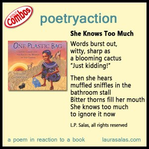 poetryaction and bookalikes for One Plastic Bag