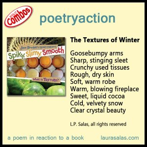 poetryaction for Spiky, Slimy, Smooth