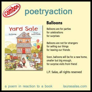 poetryaction and bookalikes for Yard Sale