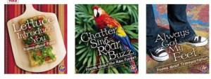 Capstone Poetry Series, poetry books for kids