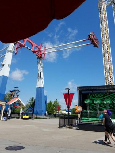 Valleyfair Extreme Swing -- nope