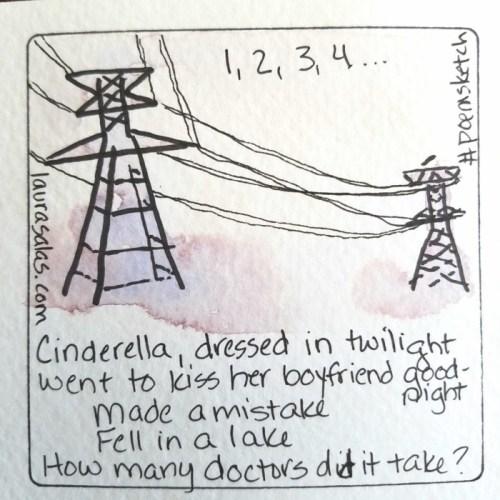 Power Tower Cinderella
