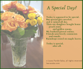 A Special Day_