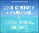 zoom bridal shower
