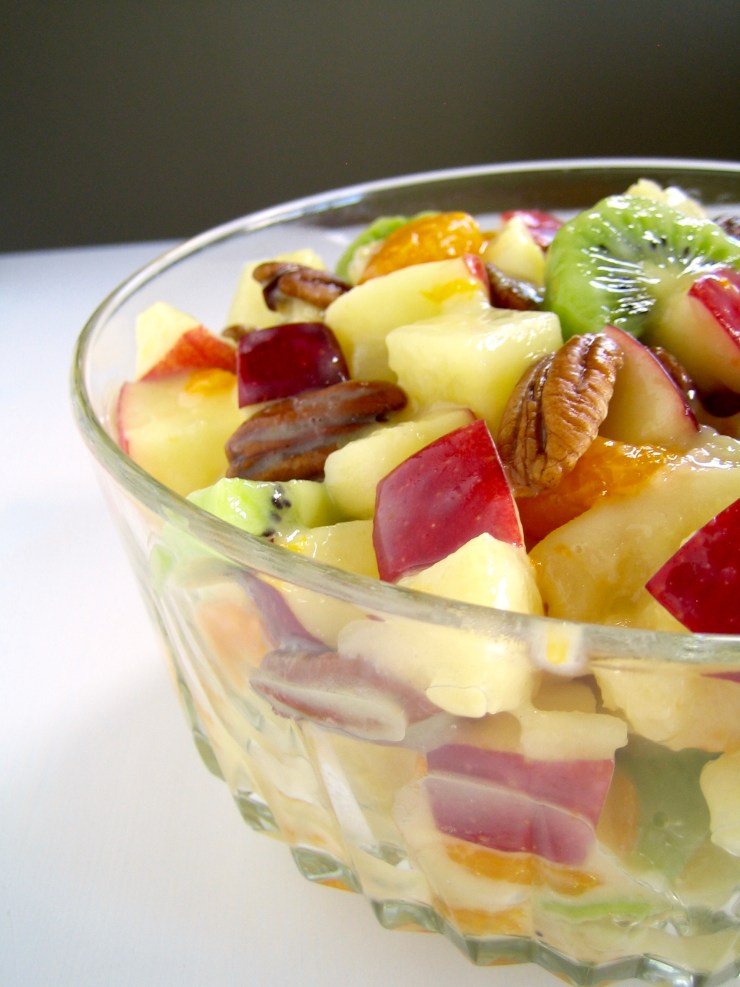 Festive Fruit Salad Recipe