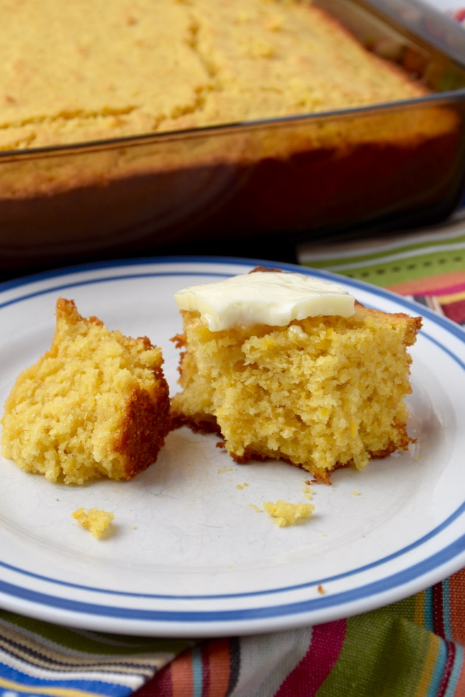 Favorite Basic Cornbread Recipe