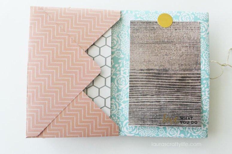 Envelope Mini Album - Love What You Do