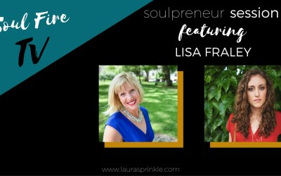 Soulpreneur Session with Lisa Fraley on Legal Love with Soul