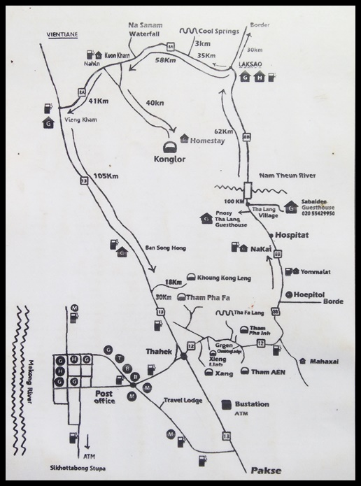 8. thakhek loop map