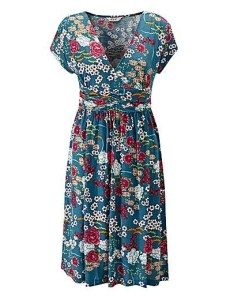 Joe Browns oriental dress