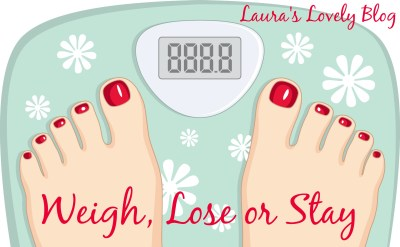 Weigh, lose or stay full size