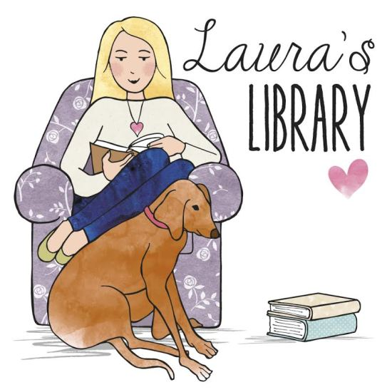 laura's library badge
