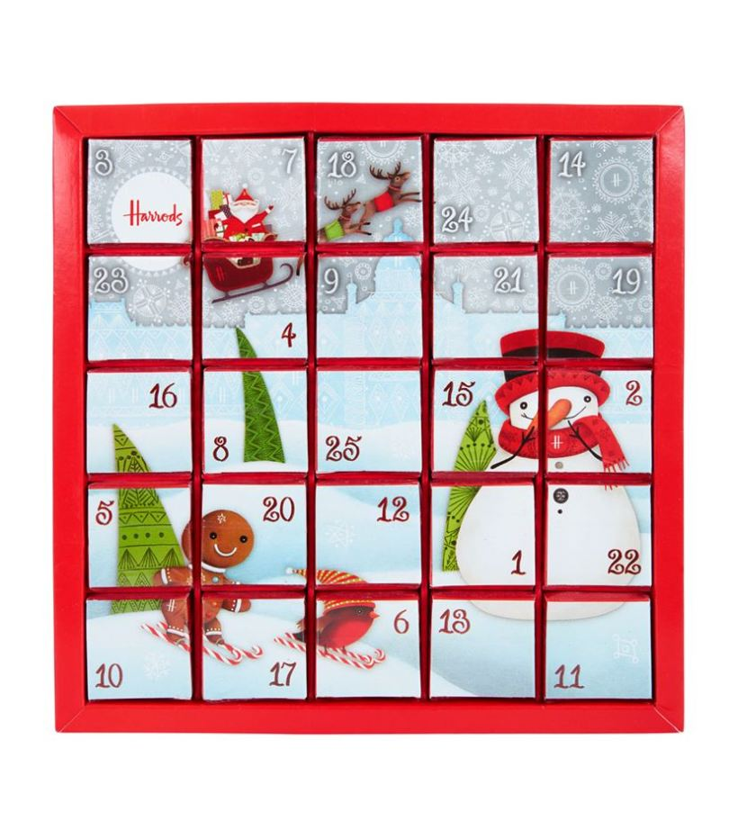 twelve awesome advent calendars for women 2016 laura 39 s. Black Bedroom Furniture Sets. Home Design Ideas