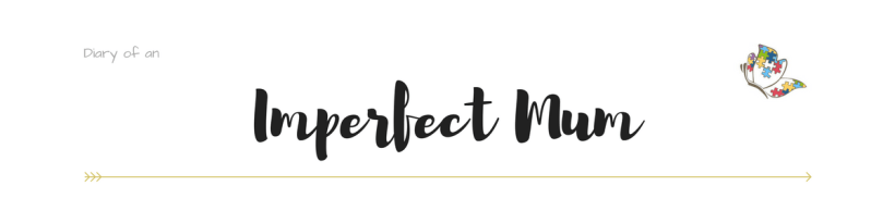 Diary of an Imperfect Mum new