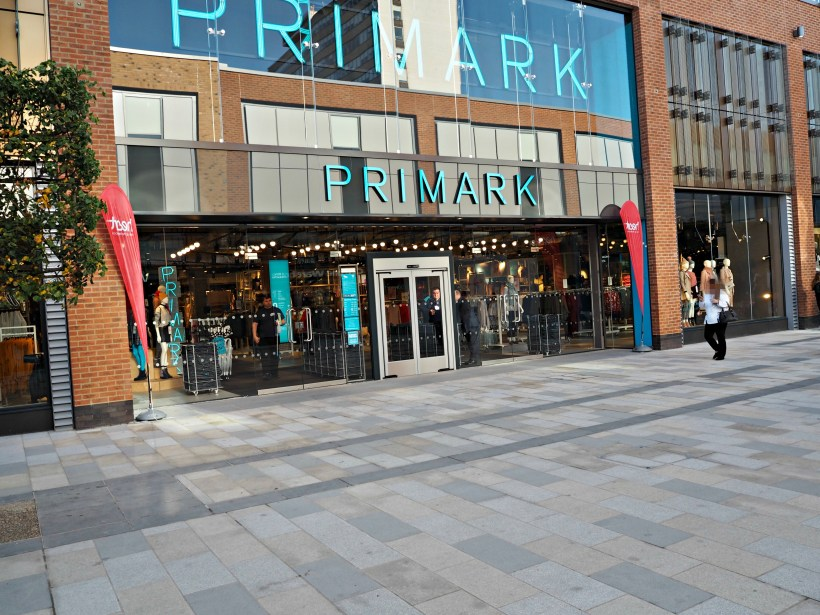 The Opening of the Lexicon in Bracknell - Primark