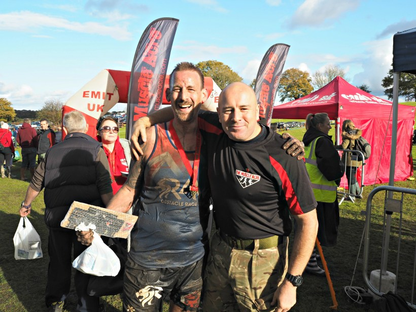 Muscle-Acre-Mud-Slog-November-2017-Review-Ben-with-Kev-Lomas