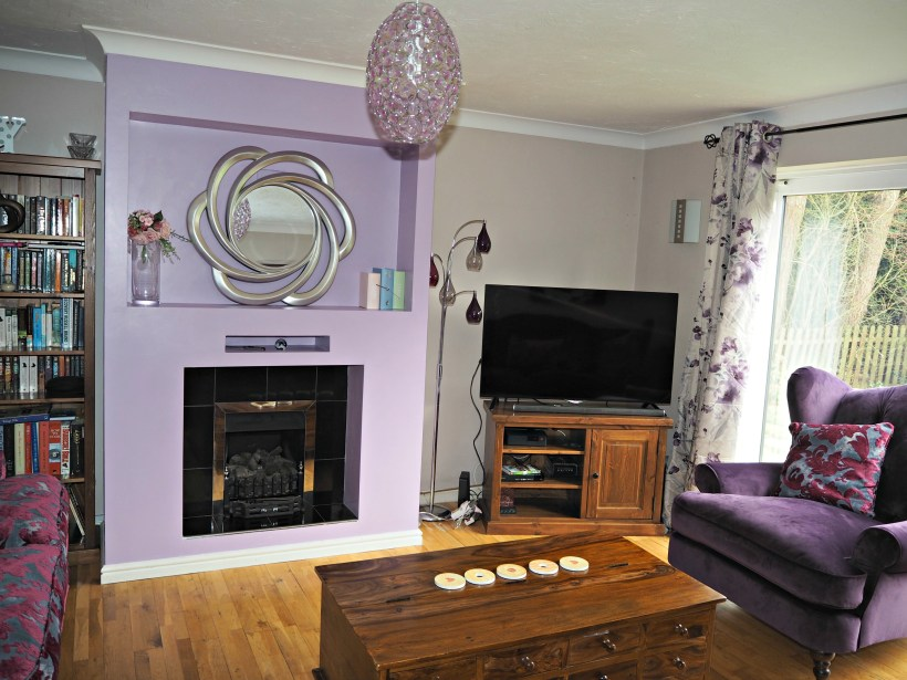Our New Sofas & Front Room Mini Makeover with Sofology - room 2