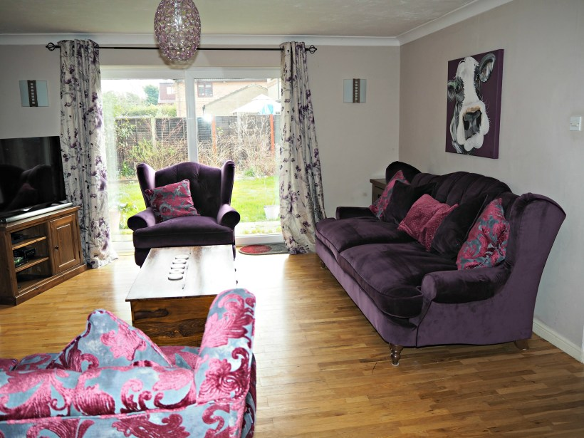 Our New Sofas & Front Room Mini Makeover with Sofology