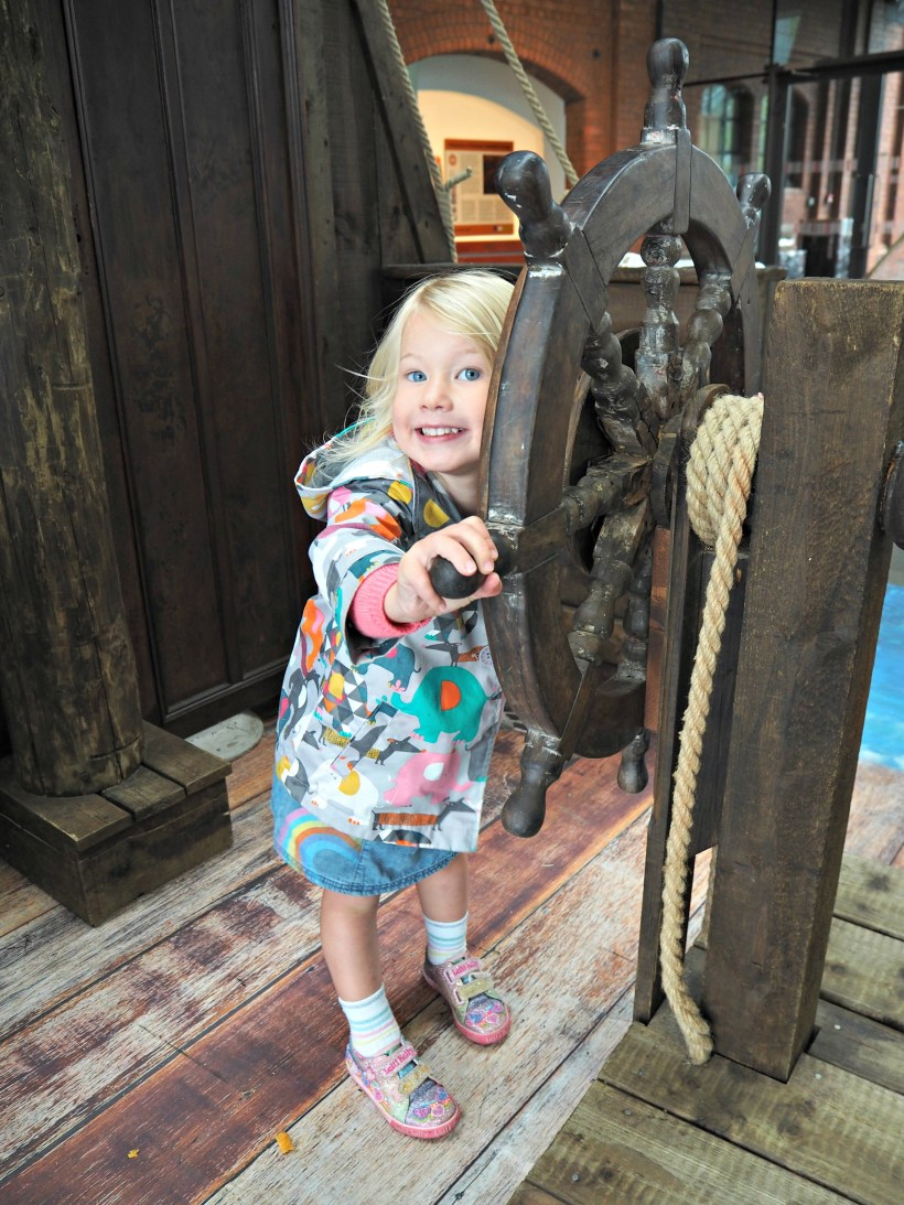 Our Welsh Holiday Highlights - Summer 2018 - Aria at museum