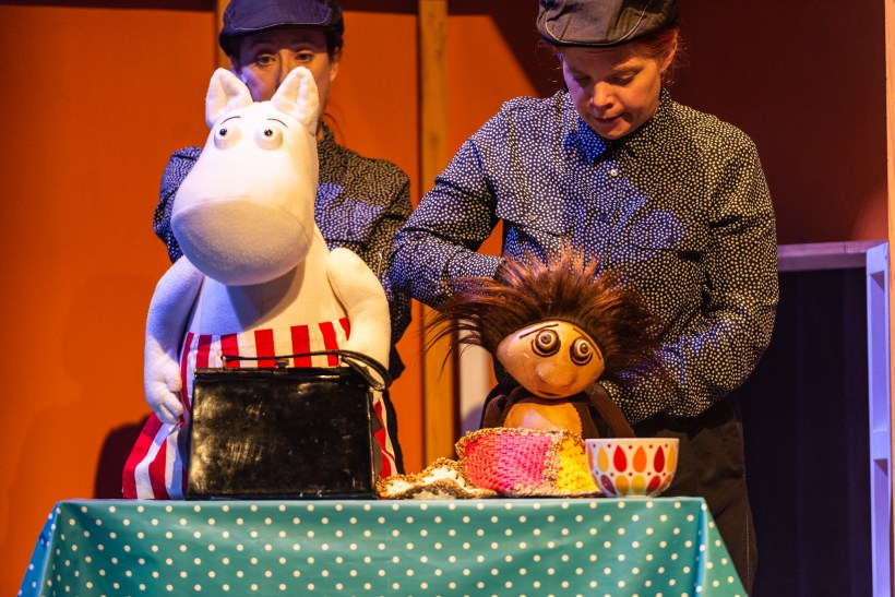 Moomins The Fir Tree at Norden Farm Review - show pictures 1