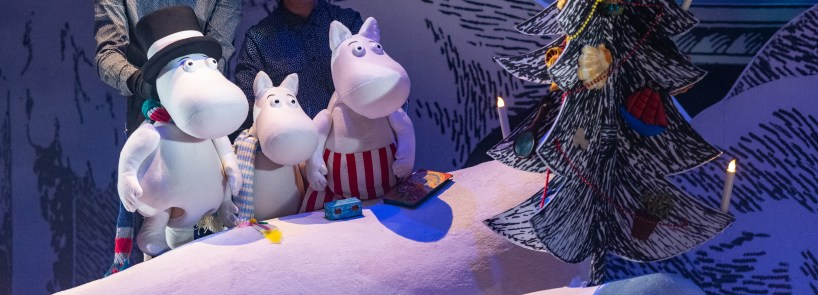 Moomins The Fir Tree at Norden Farm Review