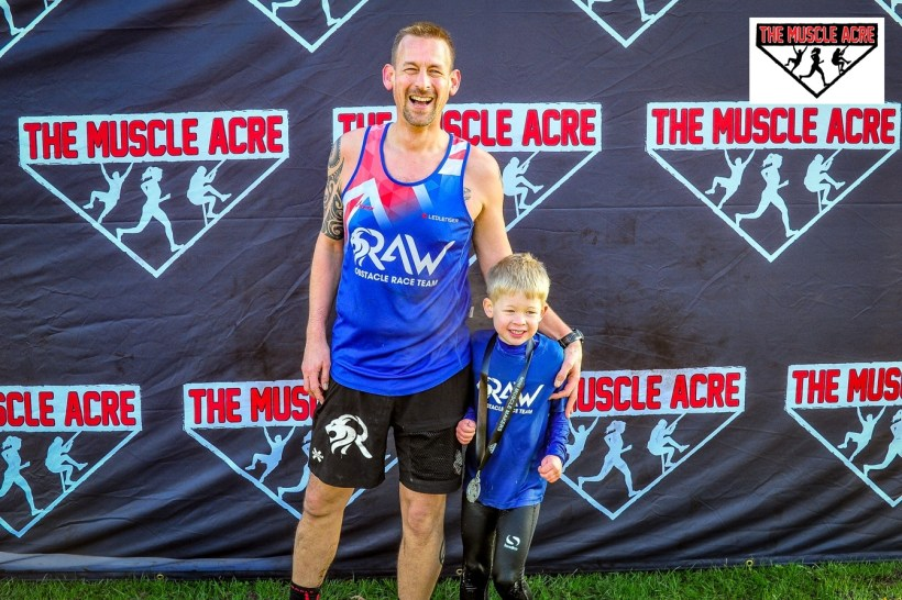 BEN'S ZONE: Muscle Acre Mud Slog 2018 Review