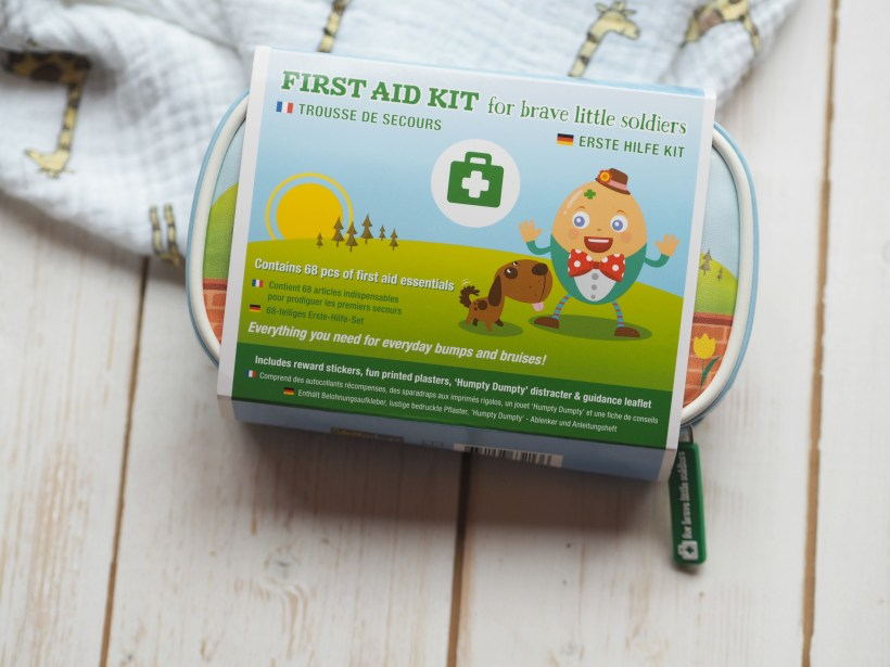 Yellodoor Baby First Aid Kit - Review and Giveaway