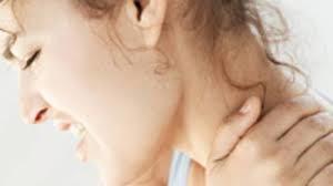 Tensione muscolare cronica al collo