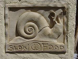 Placa de un restaruante, Santorini, Grecia