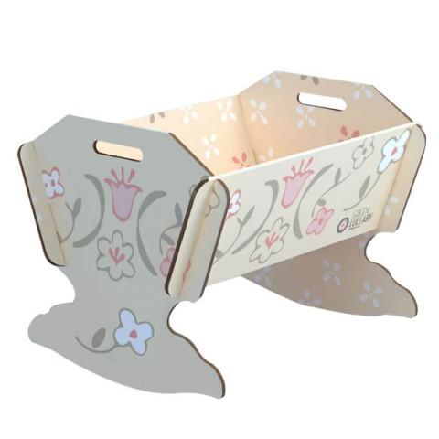 Eco Cradle - Cuna de cartón
