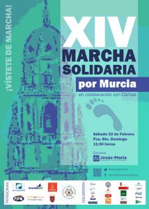 Cartel XIV Marcha Solidaria