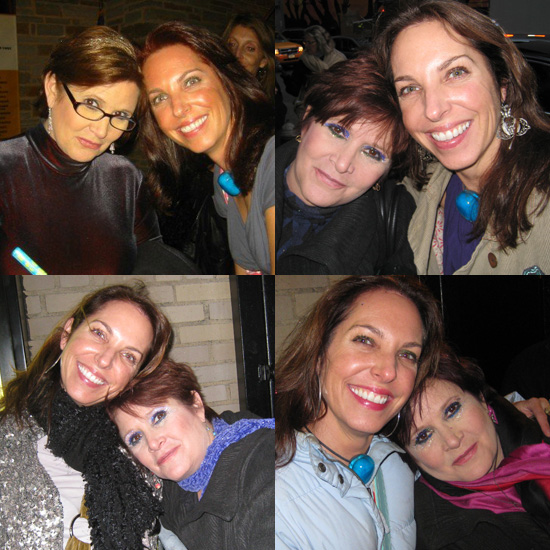 me and carrie fisher