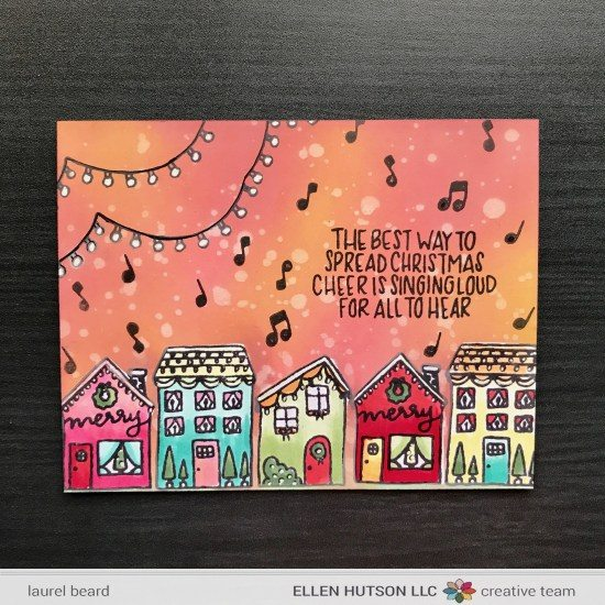 Christmas In July Color Street.Christmas In July Simply Cardmaking With Laurel Beard