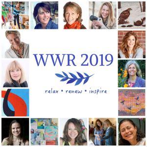 Flyer for Wellesley Wellness Retreat 2019.