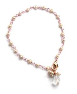 Poppy Bridal Bracelet