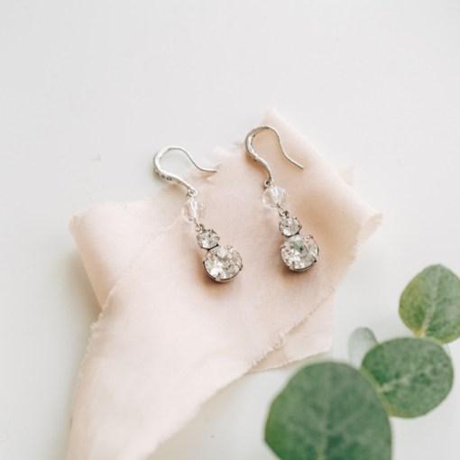 Lady in the mist earrings