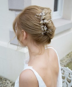 Stargazer Bridal Hairpins