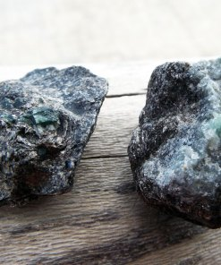 Emerald Gemstone Rough Green Solid Rock Untouched Spiritual Healing