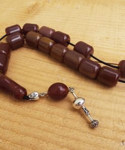 Komboloi Greek Worry Beads Faturan Mastic Prayer Beads Rosary Beads Turkish Tasbih Handmade Gemstone