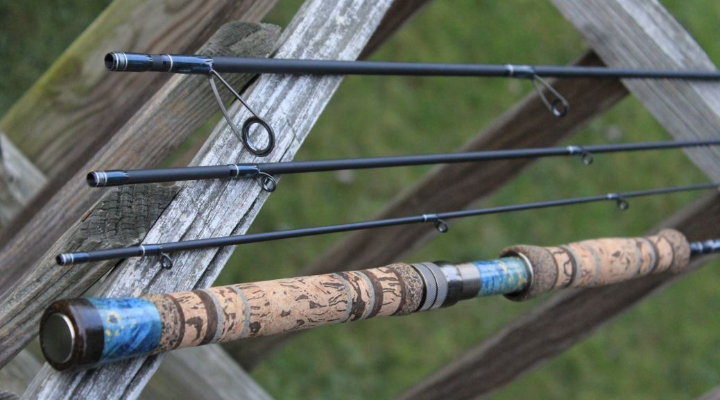 Dan Craft 4WT Custom Trout and Small Stream Centerpin ...