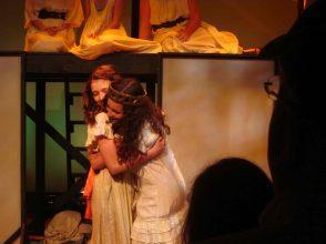 YAS - Midas and Myrrha are reunited.