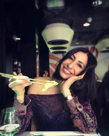 Inamo Soho ristorante giapponese londra laura ciccarelli
