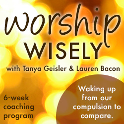 Worship Wisely registration