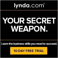 Lynda.com 10-day free trial