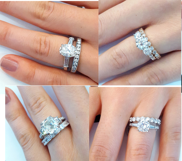 Tips for Pairing your ThreeStone Engagement Ring with a
