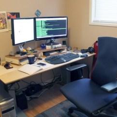 Ergonomic Office Chair Amazon Camping 400 Lbs Capacity Software Development Heaven – Sit Stand Desk And Herman Miller | Laurence Gellert's Blog