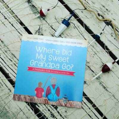 "Lauren Flake releases second book ""Where Did My Sweet Grandpa Go?"""