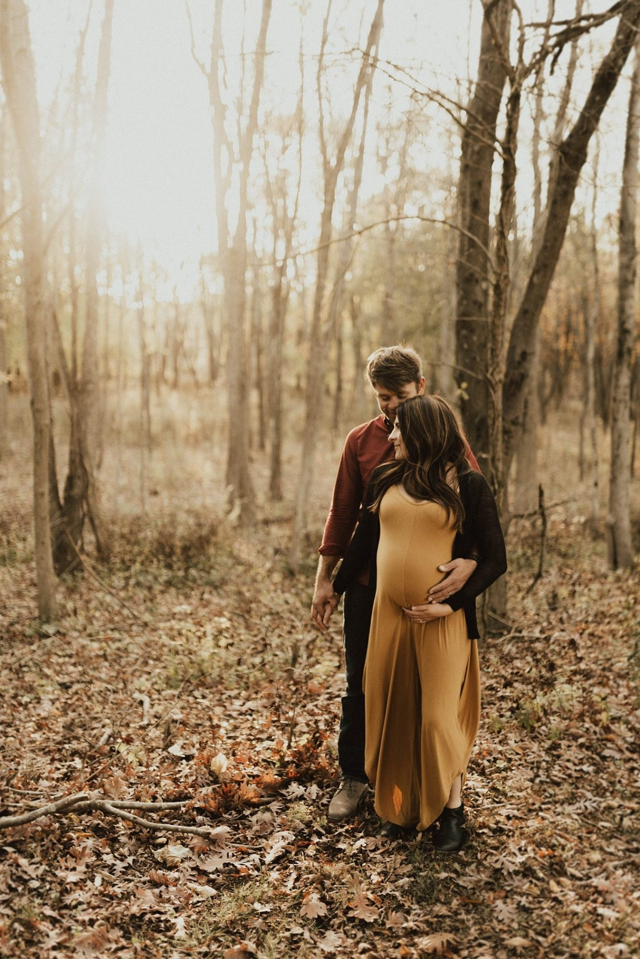 6c12b04abbb Craig + Joanna // Fall Maternity - Lauren F.otography | Central ...
