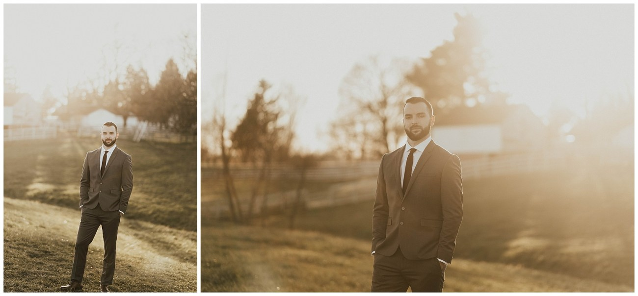 75c0fc9d4db Hannah + Brian    Christmas Cabin Wedding – Lauren F.otography