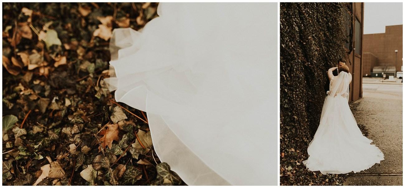 8f687b14b Johnny + Eliza // Classic Winter Wedding - Lauren F.otography ...